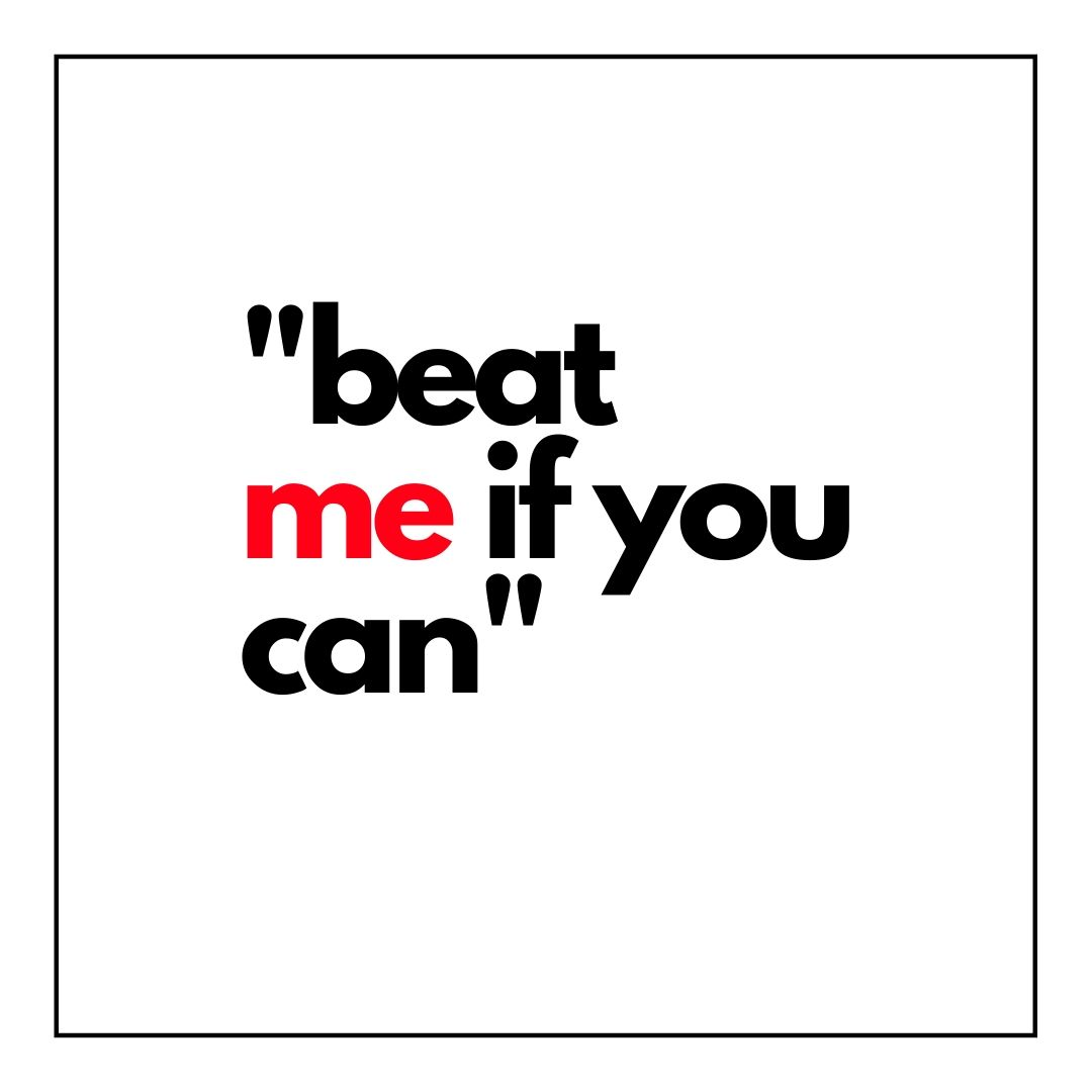 Beat Me if you can image Dp full HD free download.