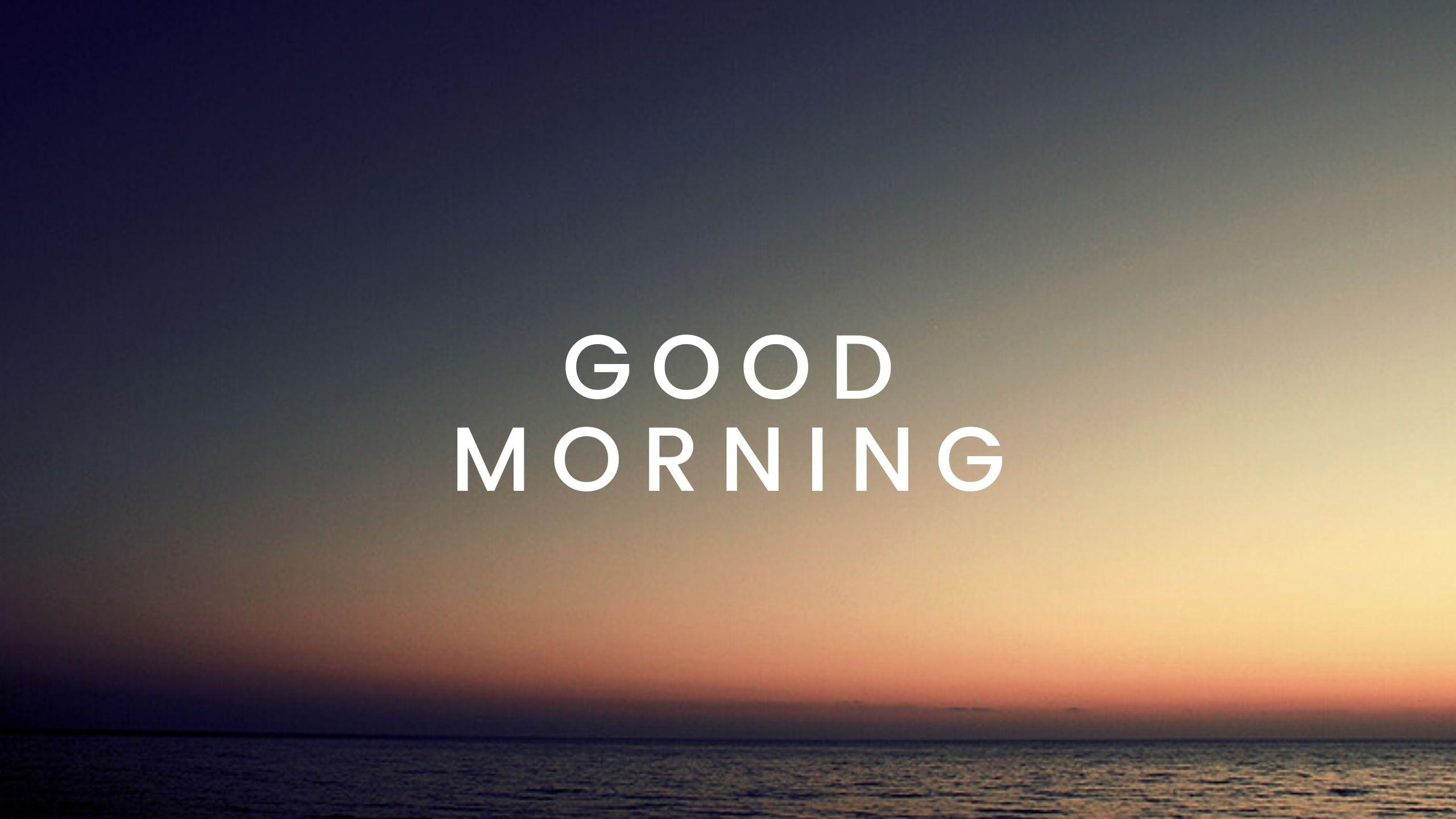 Good Morning Image Sun Rising full HD free download.