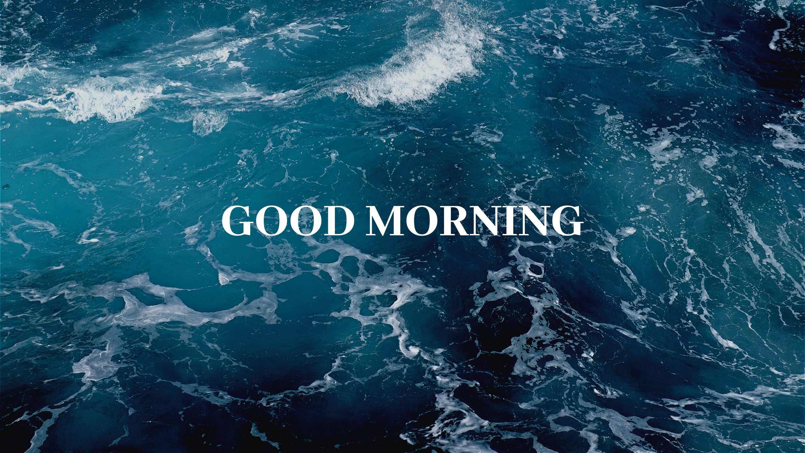 Good Morning Picture sea full HD free download.