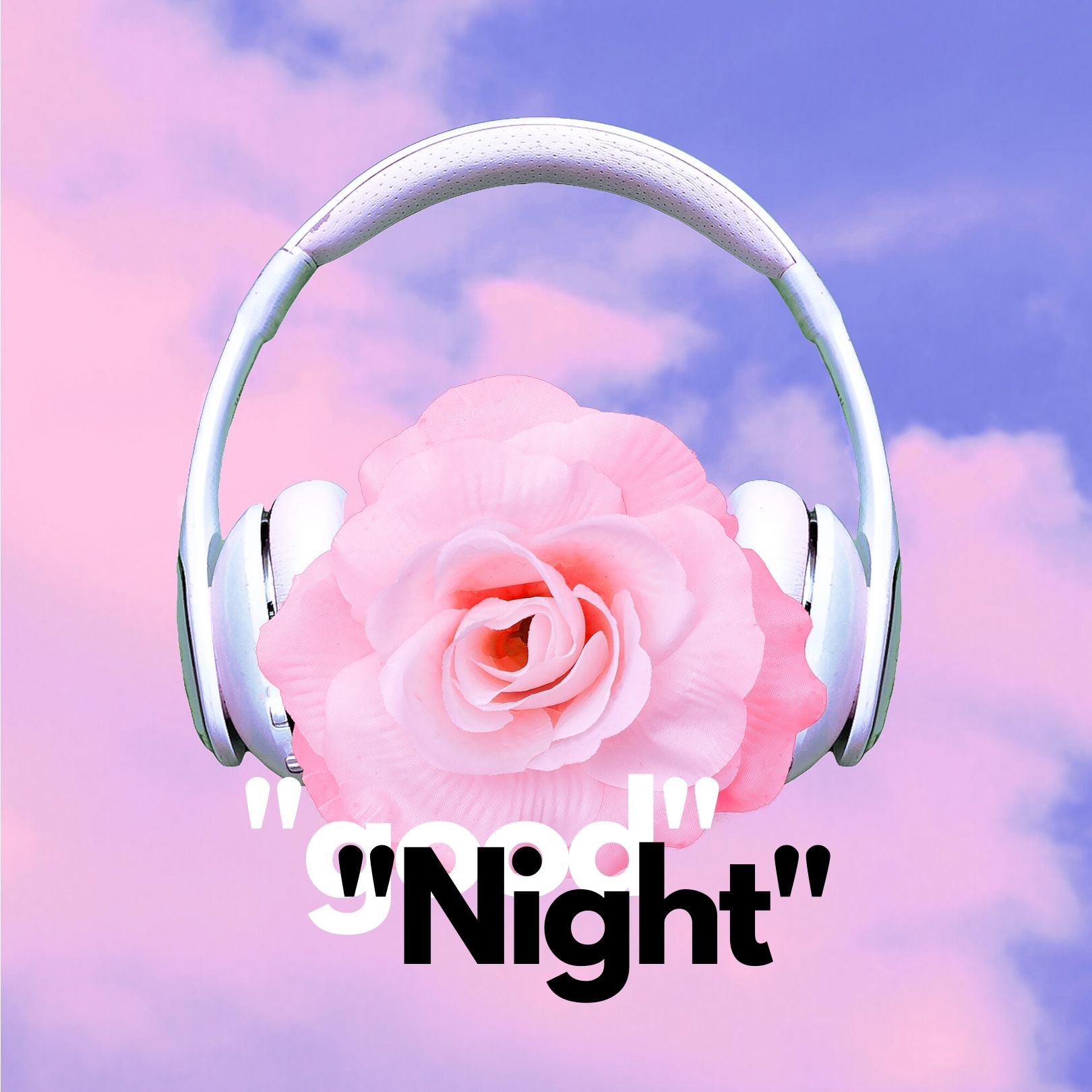 Good Night rose image hd full HD free download.