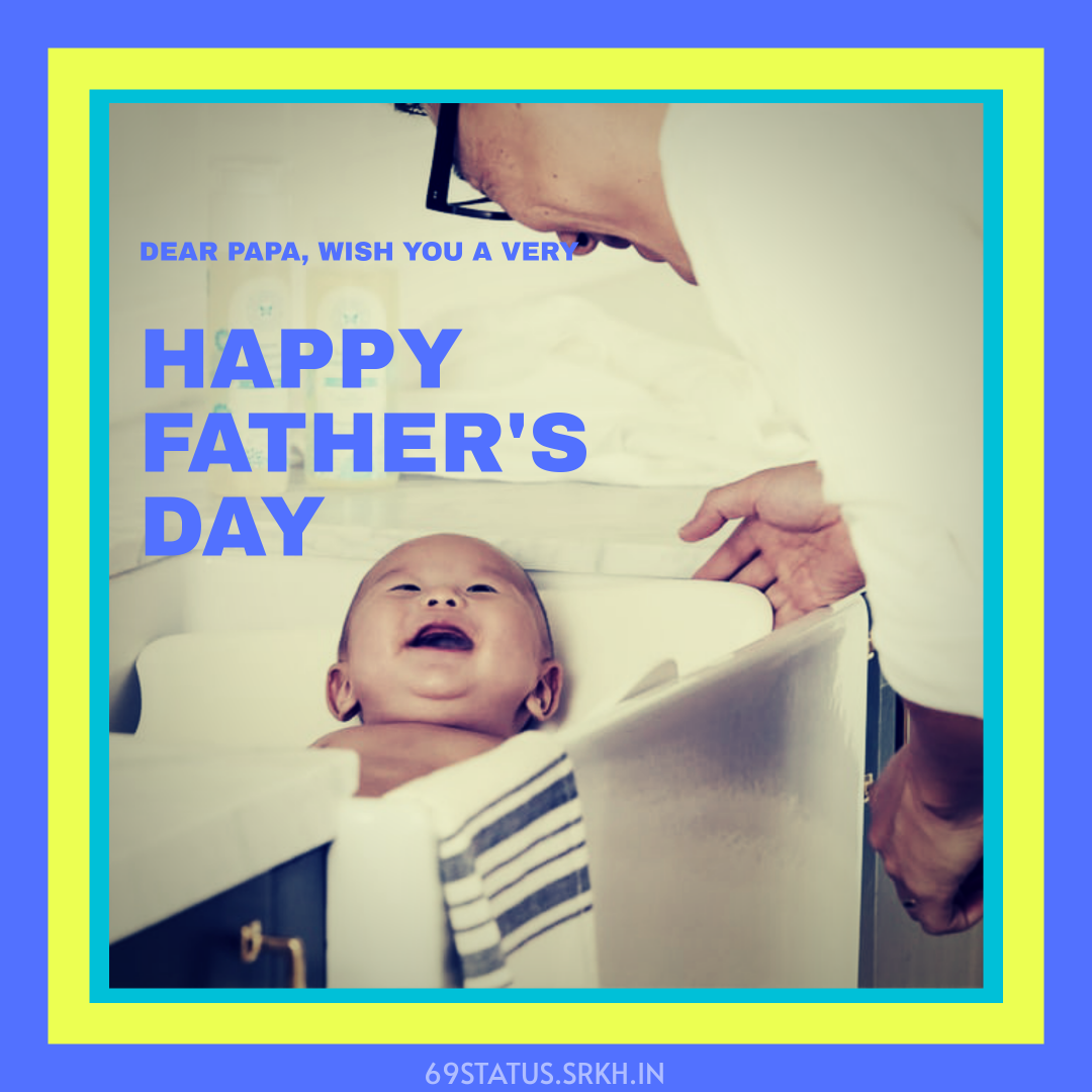 Happy Fathers Day Papa Image full HD free download.