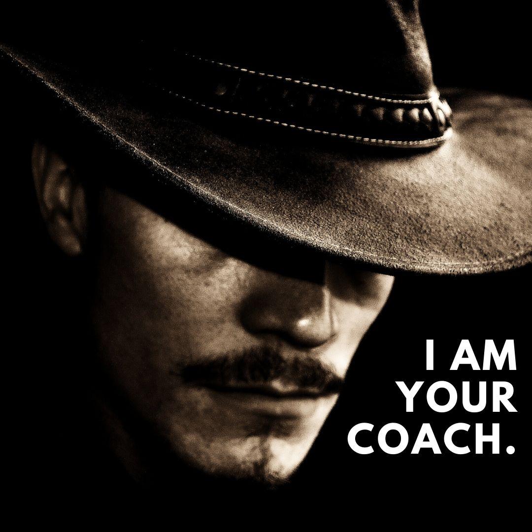 I am your coach Attitude WhatsApp Dp full HD free download.