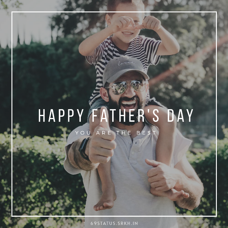 Image of Fathers Day full HD free download.