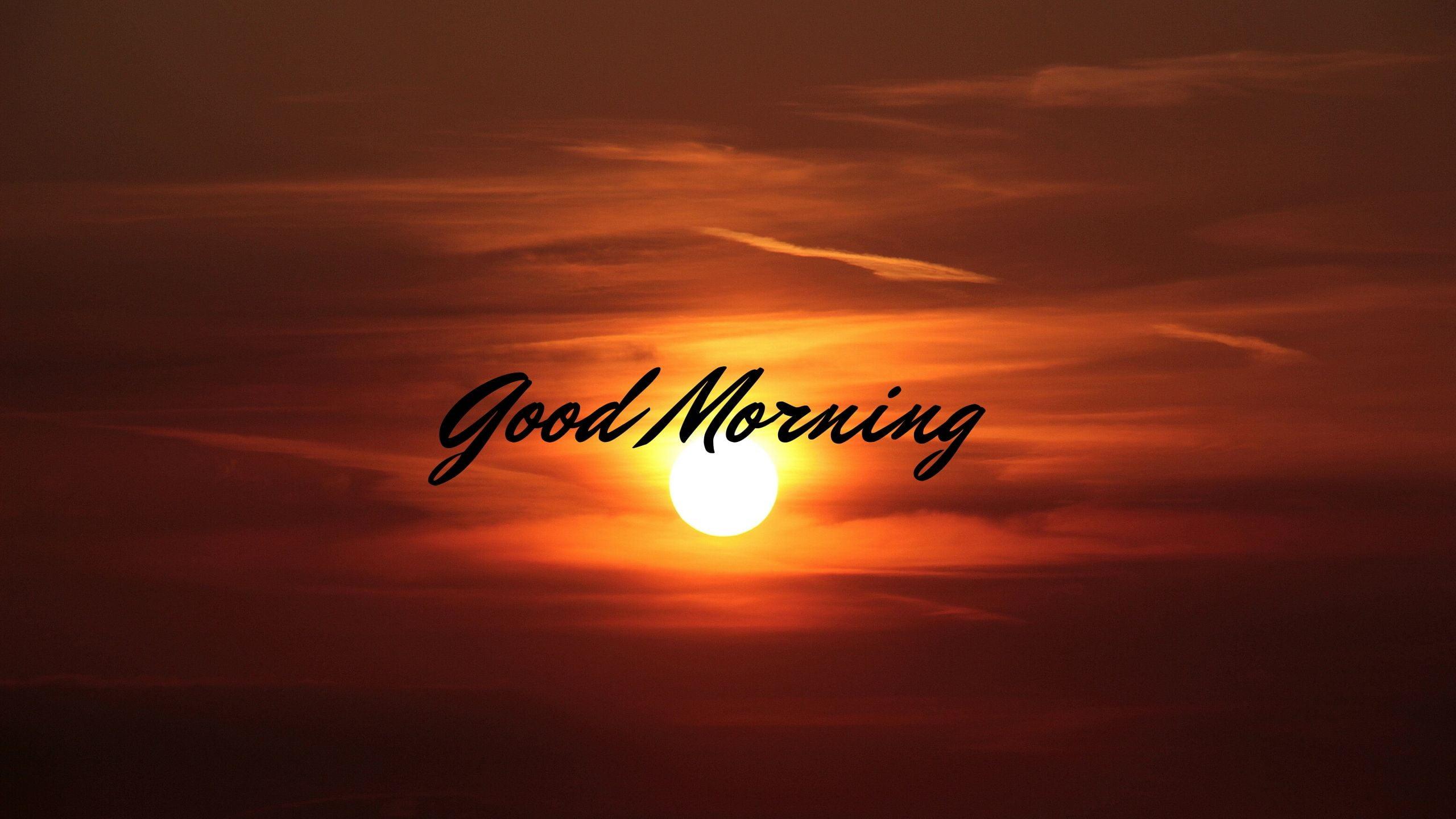 Sun Good Morning Hd Image full HD free download.