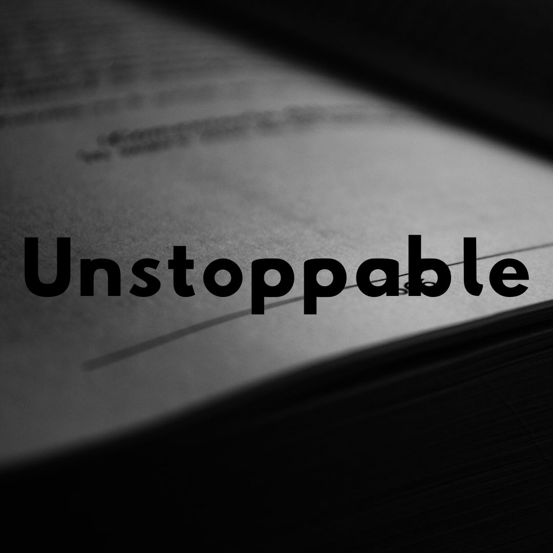 Unstoppable WhatsApp Dp image full HD free download.
