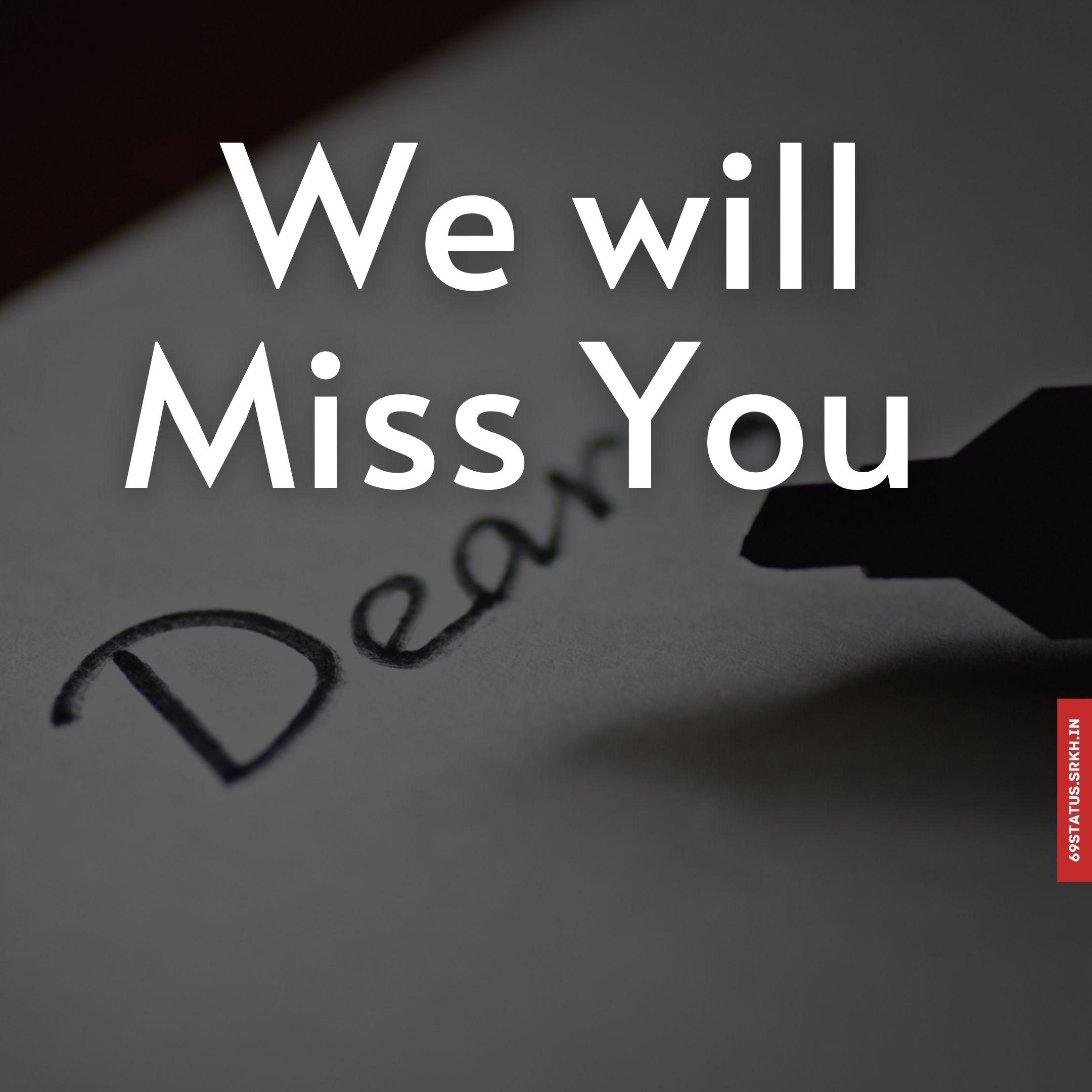 We will miss you images full HD free download.
