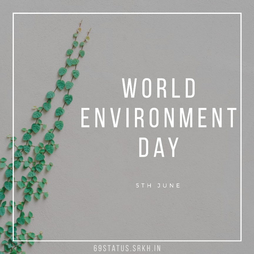 World Environment Day Wishes Image full HD free download.