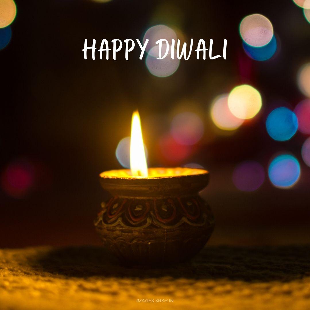 Diwali Images – lamp pic