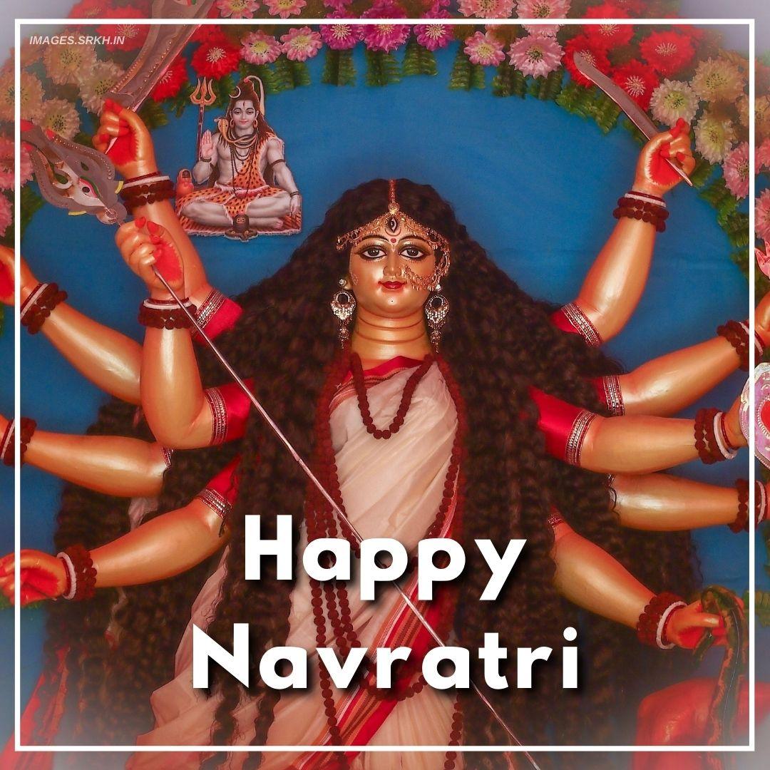 Happy Navratri Png Image
