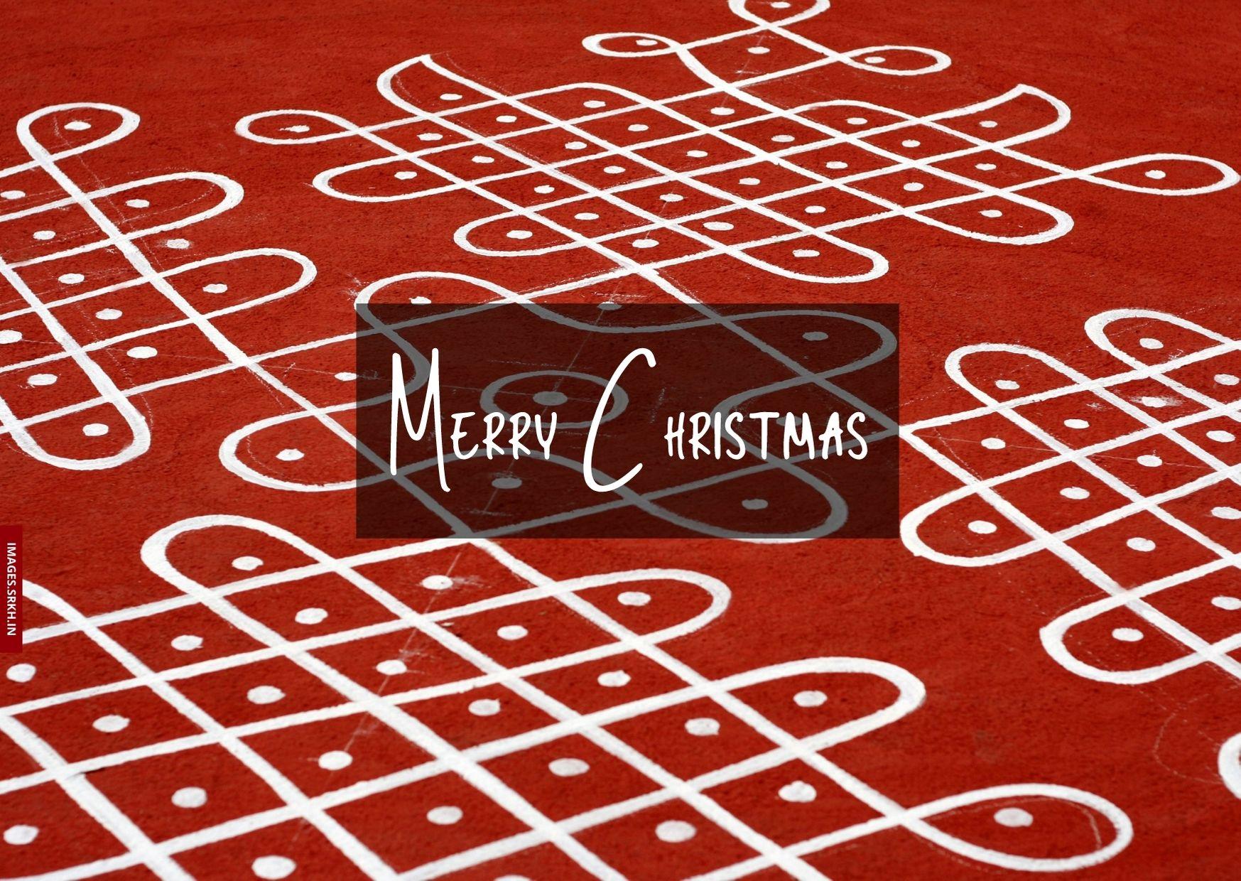 Christmas Kolam Images