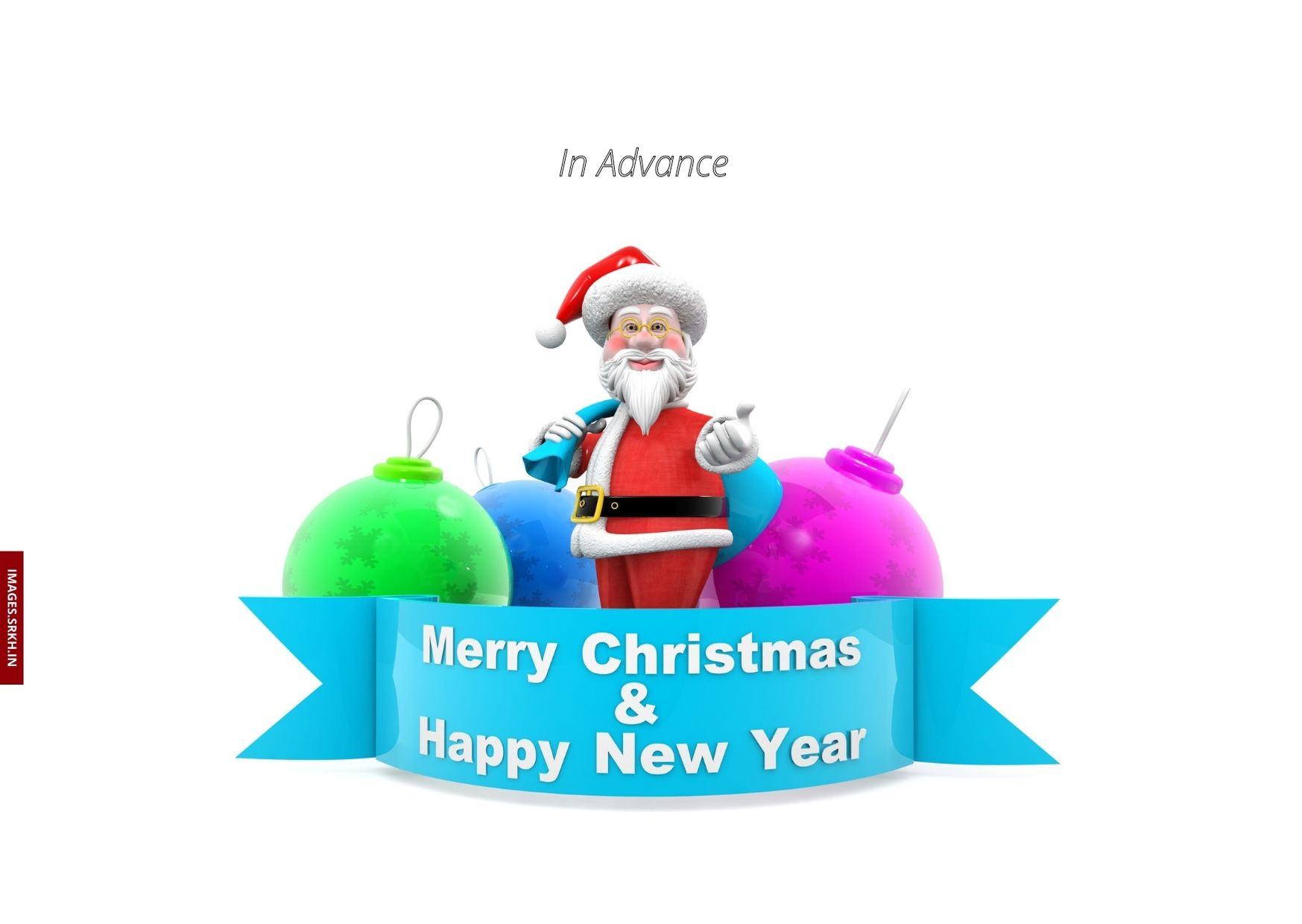 Happy Christmas In Advance Images