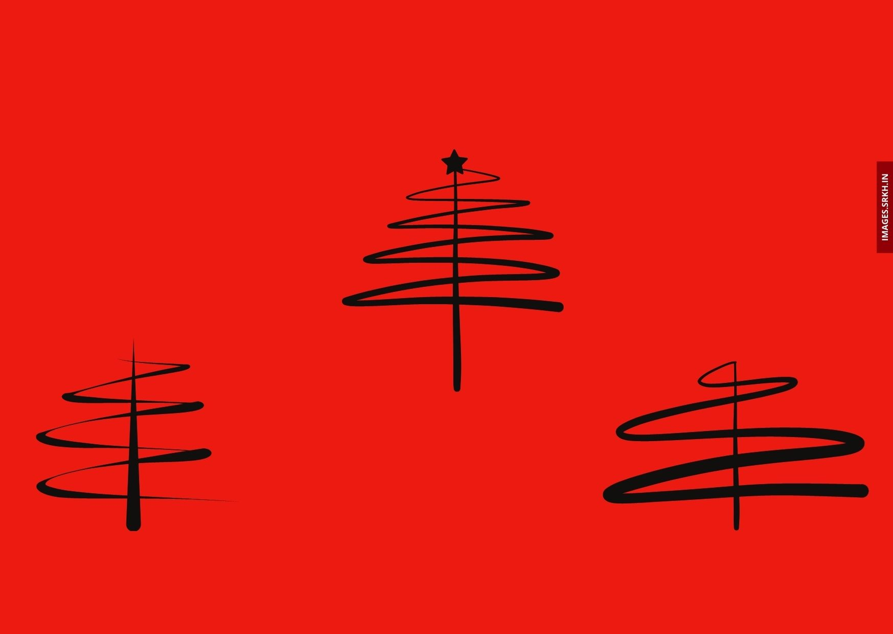 Xmas Tree Outline Images