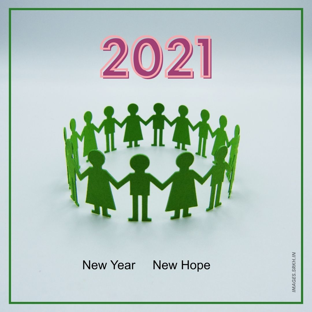 2021 Happy New Year in HD