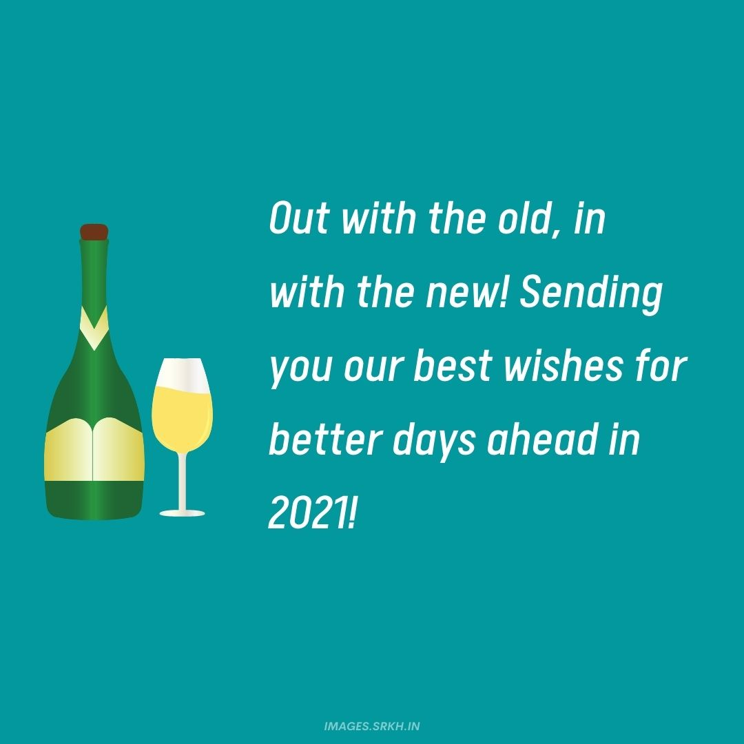 Happy New Year Message in HD