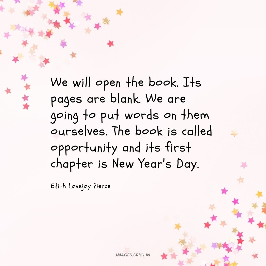 Happy New Year Quotes in HD