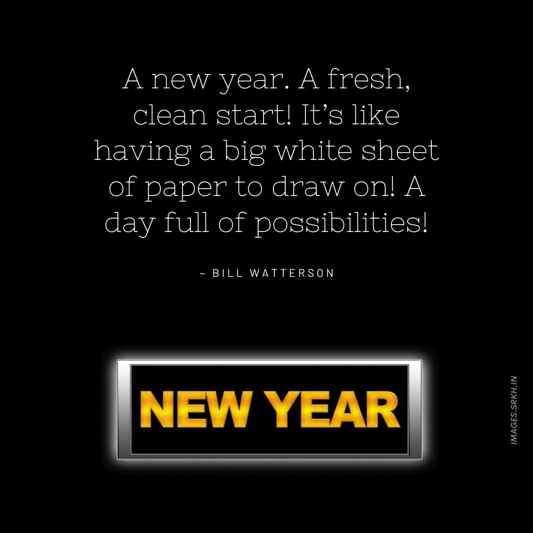 Inspirational Happy New Year 2021 Quotes in Full Hd Pic
