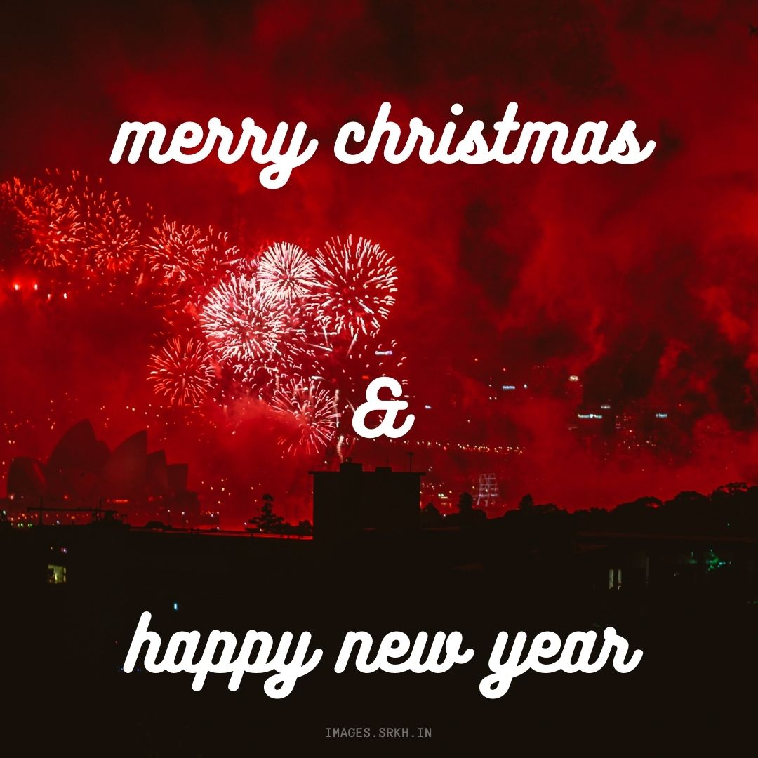 Merry Christmas And Happy New Year Png