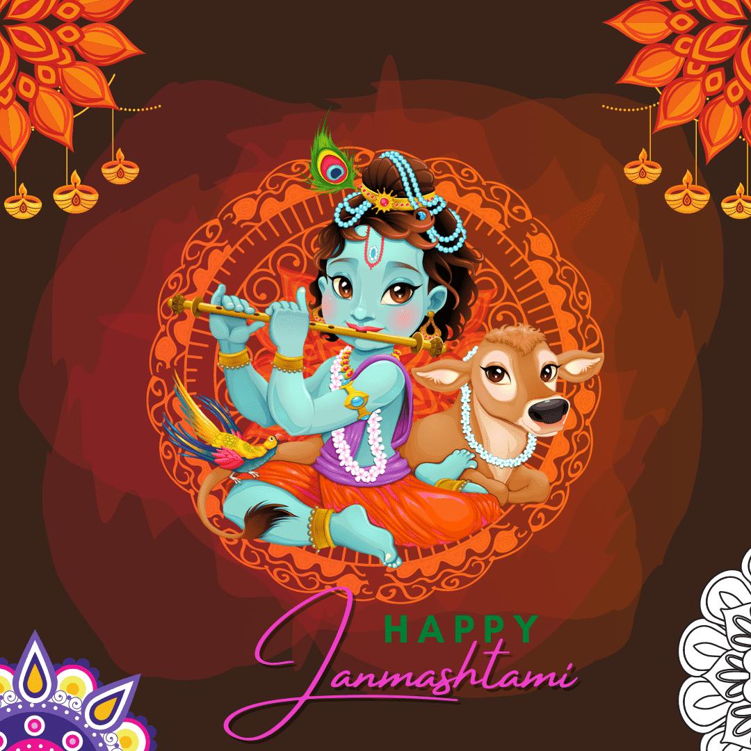Janmashtami Wallpaper